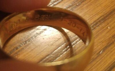 Real Life Stories Of Wedding Rings That Were Lost And Found Again!