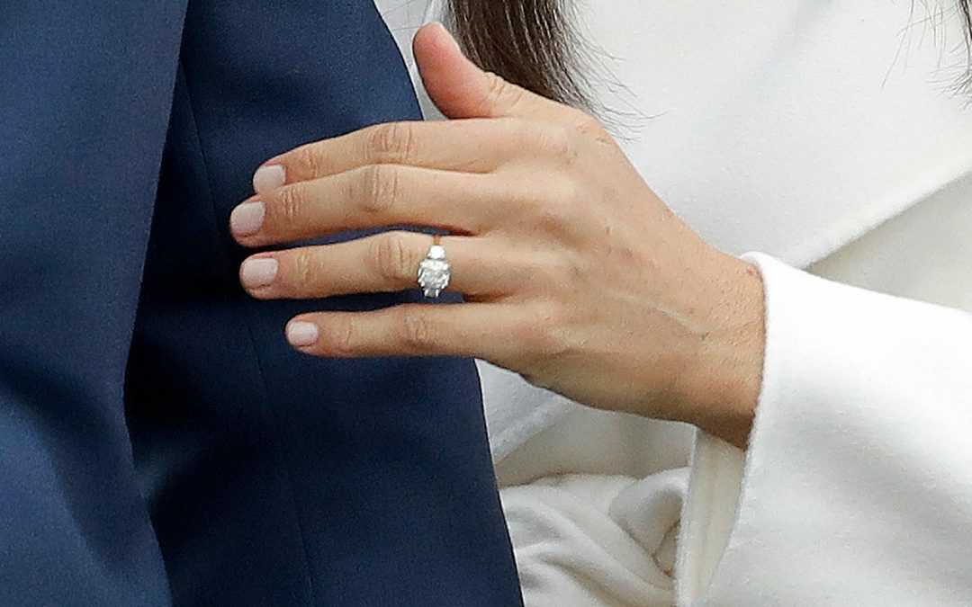 The Secret Story Behind Prince Harry's Engagement Ring