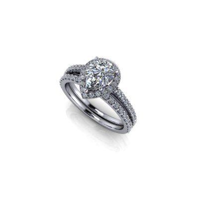 Pear-shape-halo-bridal-set-25Aug17