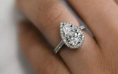 How An Engagement Ring Should Fit